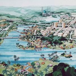 Lac et Parc de Shah Alam